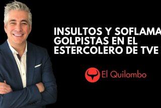 El Quilombo / El 'raca-raca' de la abuelita Rahola y los insultos racistas del estercolero de TVE