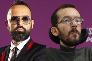 Risto Mejide acusa a Pablo Iglesias de promover la censura de la prensa y Echenique se hace el bobo