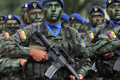 Ecuador imita a Perú y manda al Ejército para frenar la inmigración venezolana