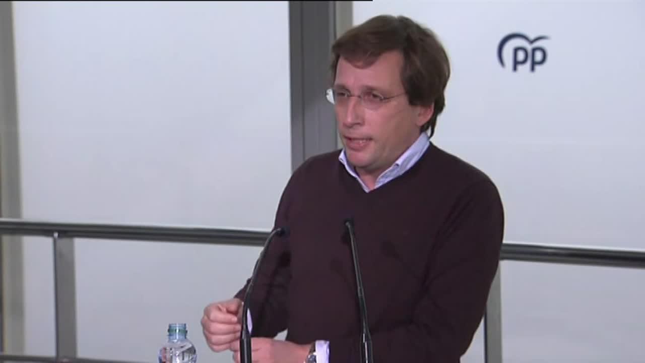 """Martínez-Almeida: """"Ayuso demostrará el 4-M que se puede vencer a Pedro Sánchez"""""""