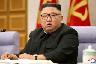 """El tirano Kim Jong-un admite la comunista Corea del Norte se enfrenta a su """"peor"""" crisis de la Historia"""