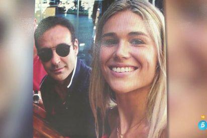La Policía arresta a Ana Soria, la joven novia de Enrique Ponce, por conducir sin carnet