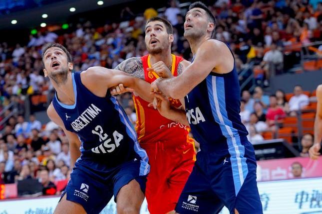 Baloncesto: España se verá cara a cara con Argentina en los Juegos Olímpicos de Tokio