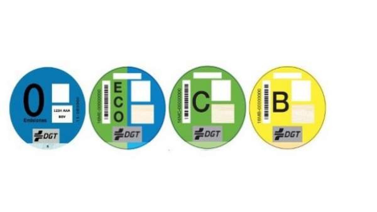 DGT: cambios en las etiquetas medioambientales y en las multas