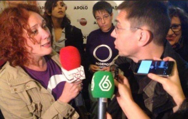La faltona Fallarás dice que le 'escupen' desde que fue propuesta para el Consejo de RTVE