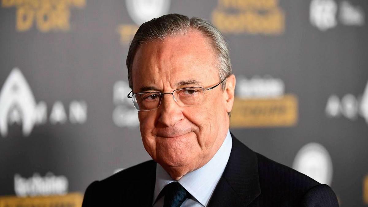 Florentino Pérez, presidente del Real Madrid, da positivo en coronavirus