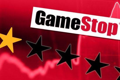 GameStop se desinfla en Bolsa y sus acciones caen más de 50%