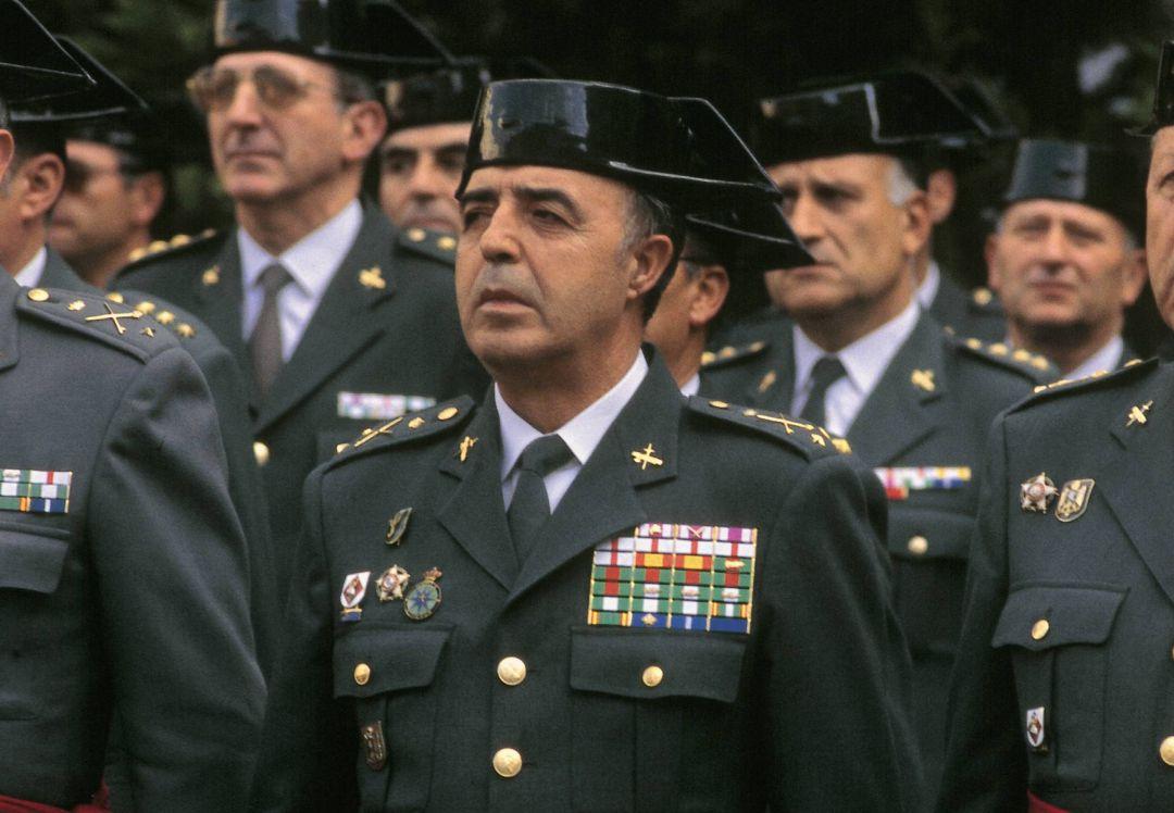 Muere el general Rodríguez Galindo, azote de los terroristas de ETA condenado por los GAL