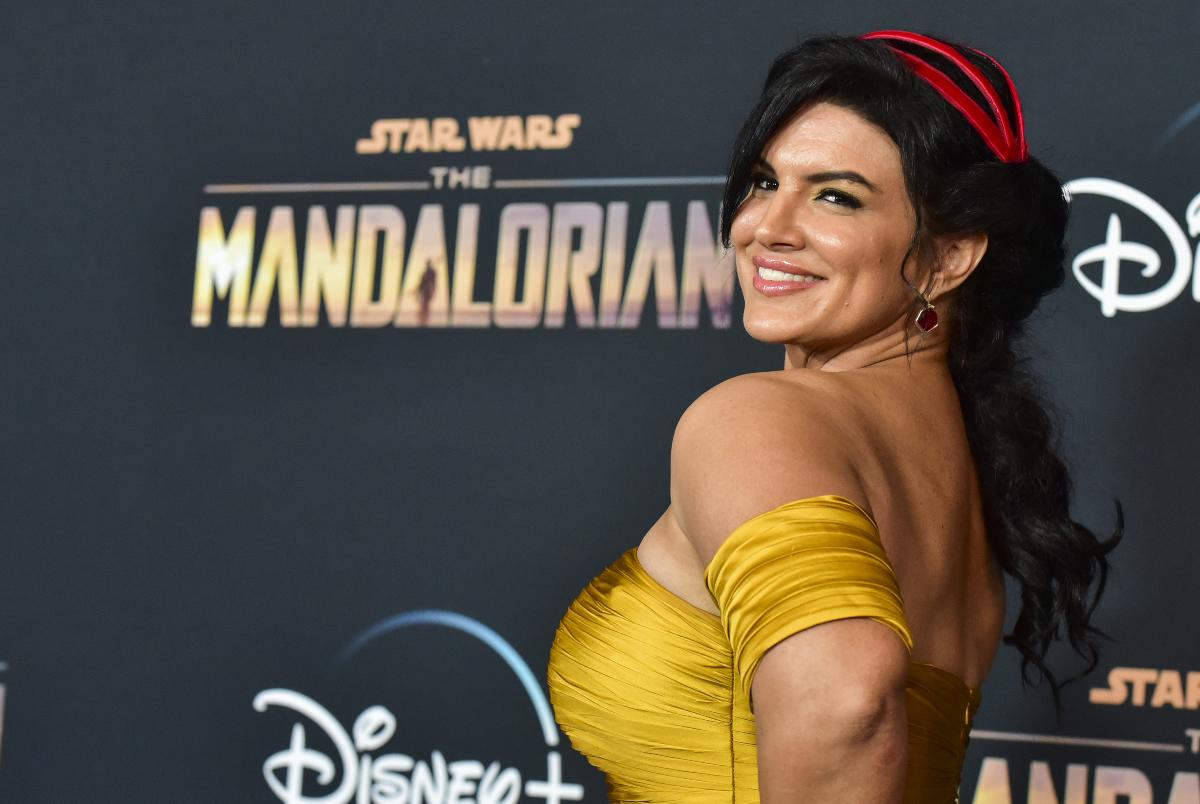 """Lucasfilm despide a Gina Carano ('The Mandalorian'), por decir que """"ser republicano en EEUU hoy en día es como ser judío durante el Holocausto"""""""