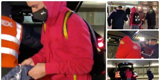 Griezmann enciende la polémica por su actitud tras la humillación frente al PSG
