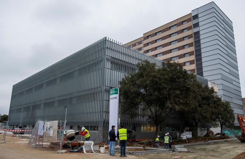 El Gobierno andaluz tarda 6 meses en abrir un Hospital que el PSOE no supo o no quiso abrir en 16 años
