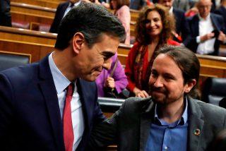 Sánchez e Iglesias desviaron 807 millones de euros para sobresueldos en plena pandemia