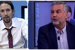 """Alsina a Iglesias: """"Si nadie te controlaba la escaleta de La Tuerka, ¿por qué vas a controlar la nuestra?"""""""