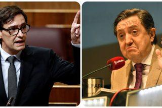 """Losantos: """"Sustituyan las elecciones de Illa por el CIS de Tezanos, ofenderá más pero infectará menos"""""""