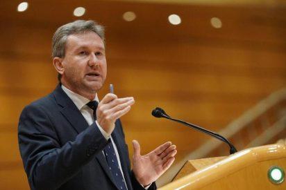 """Javier Lacalle: """"Subir el impuesto de matriculación ha provocado un desplome histórico del sector automovilístico"""""""