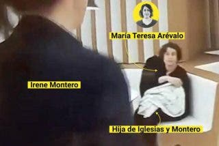 Irene Montero pagó con dinero de nuestros impuestos los viajes de su hija y la niñera ministerial