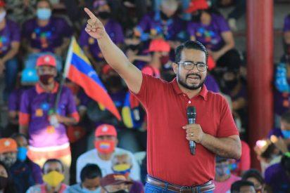 Fallece un diputado chavista de 33 años por COVID-19
