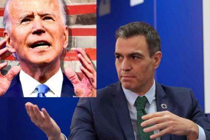 Biden no le coge el teléfono a Sánchez: es el único líder europeo del G-20 con el que aún no ha hablado