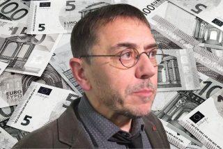 'Caso Neurona': La UDEF hunde a Monedero tras dejarle sin coartada para su factura de 26.200 euros