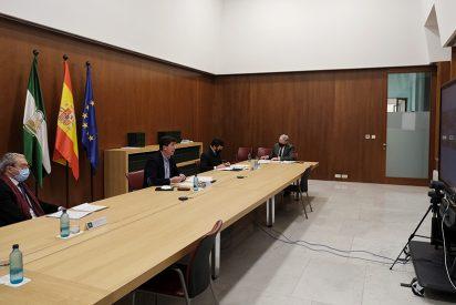 Juan Marín anuncia que la ITI de Cádiz aprueba proyectos por valor de 68,4 millones