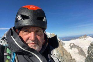"""El alpinista español Juanito Oiarzabal, ingresado con """"neumonía severa"""" a causa del COVID"""