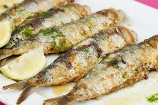 Receta: sardinas a la plancha con ajo, perejil y limón