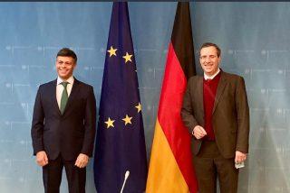 Alemania promete a Leopoldo López su apoyo a unas elecciones libres en Venezuela