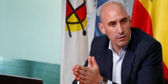 Luis Rubiales, imputado por coacción y amenazas a los clubs de la Liga Iberdrola