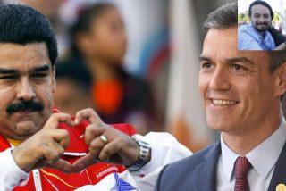 El dictador Maduro ordena 'revisar a fondo' las relaciones con el Gobierno PSOE-Podemos