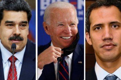 Juan Guaidó viajará a EEUU para mostrar su plan para Venezuela a Joe Biden
