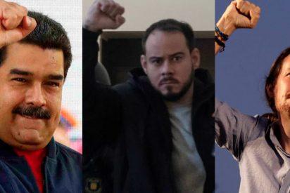 ¡El que faltaba!: El tirano Nicolás Maduro ayuda a Podemos para liberar al condenado rapero Hasel