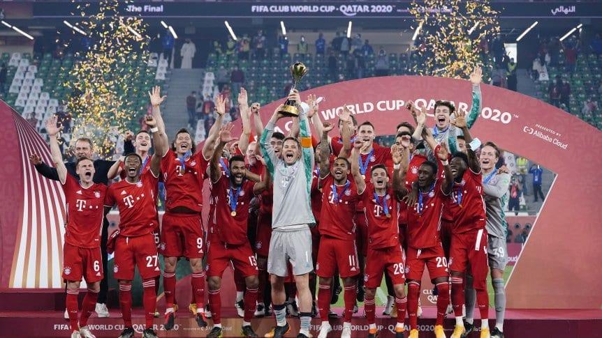 Bayern Múnich, campeón del Mundial de Clubes