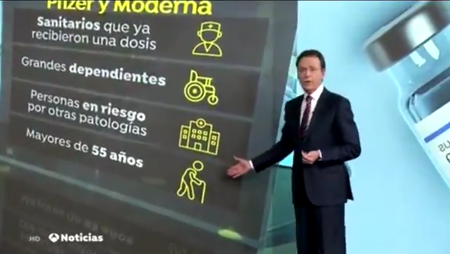 La desternillante reacción de Matías Prats tras el chorreo de las redes por un icono en las noticias de Antena 3