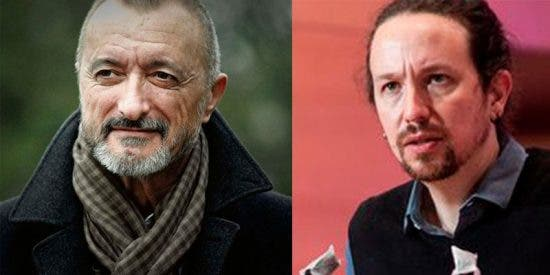 El feroz 'tweet' de Pérez Reverte que agita al avispero 'progre' por intuir que está dirigido a Iglesias