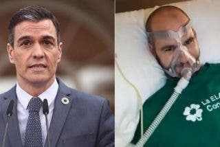 """Jordi Sabaté, enfermo de ELA, recuerda a Sánchez la promesa que le hizo hace un año: """"Mentiroso"""""""