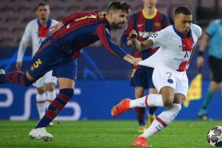 Champions: El PSG de Mbappé pega un humillante repaso al Barça de Messi (1-4)