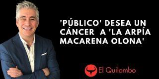 El Quilombo: Pradera se pide un programa en TVE deseando un cáncer a Macarena Olona