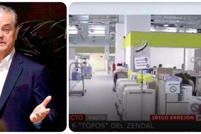 "Marcos de Quinto señala a Errejón como el ""Trumpcito"" que instiga el sabotaje al Zendal"