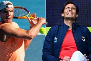 Sin Nadal, lesionado en la espalda, España gana a Australia en la ATP Cup