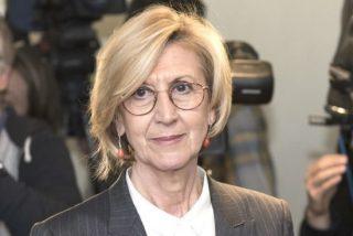 """Rosa Díez denuncia al Gobierno Sánchez ante el Parlamento Europeo por """"complicidad e incitación a la violencia"""""""