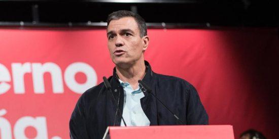"""'Palabra' de Sánchez: """"¿Os imagináis a la mitad del Gobierno, con Podemos dentro, hablando de presos políticos?"""""""