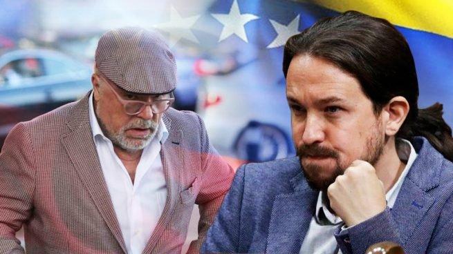 Las cloacas de Podemos: en la agenda del comisario Villarejo aparecen citas con Monedero