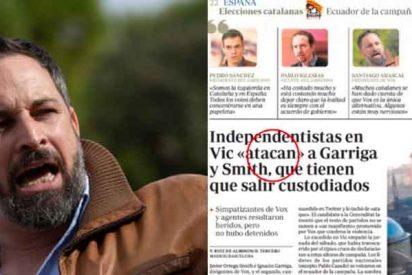 """Guerra VOX-ABC: """"Su director, Julián Quirós, ha posicionado el periódico contra nosotros"""""""