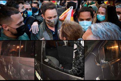 Máxima gravedad: Podemos y la CUP ultiman violentos planes contra VOX en Cataluña
