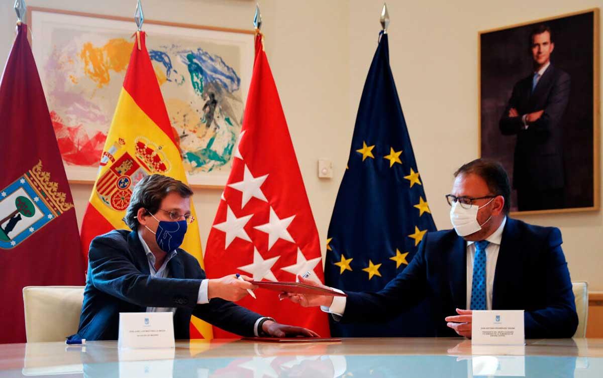 Madrid renueva su colaboración con el Grupo de Ciudades Patrimonio de la Humanidad