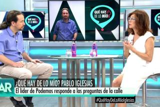 Telecinco defiende, por fin, a Ana Rosa Quintana y entra en guerra con Iglesias y Podemos