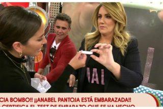 Seamos sinceros: ¿Lo del embarazo de Anabel Pantoja en 'Sálvame' estaba ya preparado?