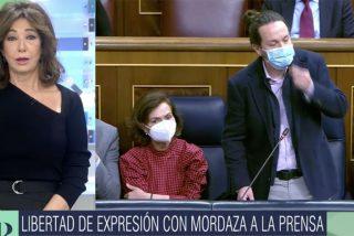 """Ana Rosa no soporta más a Iglesias: """"Lo que quiere es un Aló Vicepresidente"""""""