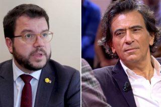 """Arcadi Espada contra el acongojado Pere Aragonés: """"Impedirá a un policía defenderse excepto si ya está muerto"""""""