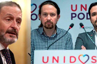 """Edmundo Bal desenmascara al 'Marqués de Galapagar' y a Garzón: """"Viven en chalets grandes y no ven la okupación"""""""